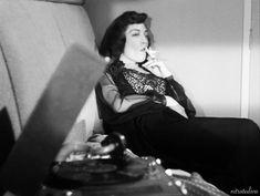 """Marie Windsor in The Narrow Margin (1952). """