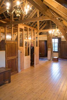 Goedenberg; De slaapkamer op de zolderverdieping