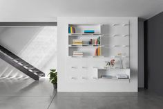 Dots: A Modular Storage Wall by ARIS Architects - Design Milk