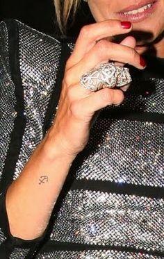 full finger ring & anchor