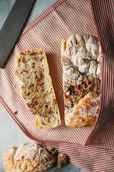 This No-Knead Bacon Bread Recipe Is Our Everything