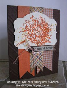 Blooming w/ Kindness Tango SUO by mraburn - Cards and Paper Crafts at Splitcoaststampers