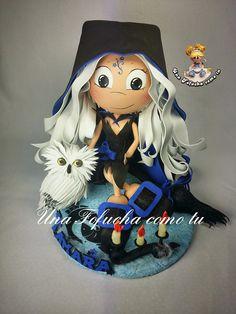 Tamara, una bruja diferente....  https://www.facebook.com/UnaFofuchacomotu