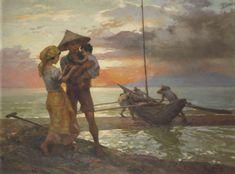 Arte Filipino, Filipino Culture, Philippine Mythology, Philippine Art, Philippines Culture, Abstract Painters, National Museum, Asian Art, Impressionism