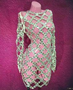 e1cab7376832 rhinestone dress Hand Sewn Crystals And Rhinestone The Whole Dress #fashion  #clothing #shoes