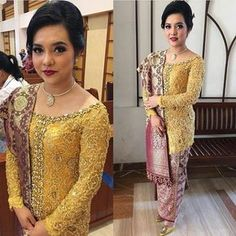 Kebaya Inspiration from @ana.pangaribuan Thankyou by kebayainspiration