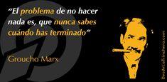 Groucho Marx Como disprarar tu productividad y tu disfrute poniendo limites