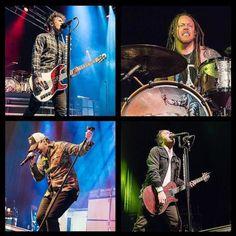 #Repost @mintypicsflint: Photos of #Shinedown at 20 Monroe Live...