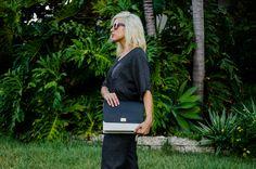 Shanaz Designs Flap Bag in Italian leather, made in America. #handbag #purse #flapbag