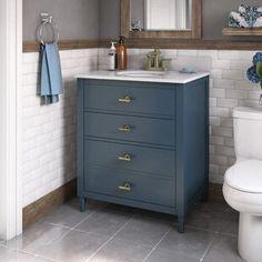 "Gracie Oaks Guang 60"" Single Bathroom Vanity Set | Wayfair Condo Bathroom, Single Bathroom Vanity, Bathroom Flooring, Bathroom Ideas, Master Bathroom, Bath Ideas, Single Vanities, Bathroom Interior, Bathroom Renovations"
