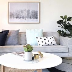 Great news, @houseofbeatniks' Vinterland is back in stock!! Hit the stores today to snap one up. We also sell frames now so you can have your home looking like this by this arvo! Thanks to @thehiredhome for styling it up so beautifully. #houseofbeatniks #norsuartlab #getthislook