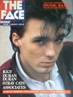 The Face magazine - Martin Kemp cover (March 1981 - Issue 11)