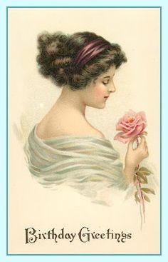 Calendar Sunday Frances Brundage Ladies 1899