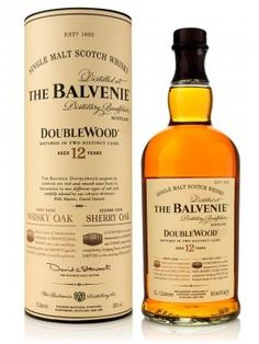 Balvenie Doublewood, or Sherry Cask, or Carribbean, its all good. Whiskey Or Whisky, Good Whiskey, Single Malt Whisky, Scotch Whiskey, Fun Drinks, Alcoholic Drinks, Cocktails, Wine And Spirits, Guinness