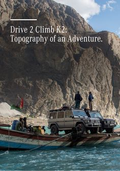 """We join extreme adventurer Mike Horn during leg one of his latest escapade: the drive to K2. To do this, he is traveling overland through ten countries in a Mercedes-Benz G-Class, the high-performance off-road vehicle that Mike calls """"the motorized version of me."""""""
