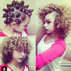 Get your curl on! Great post from @kinky_chicks1 #kinkychicks #afro #naturalhair