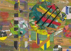 "Luciana Tamas - ""The Fluid Frontier"""