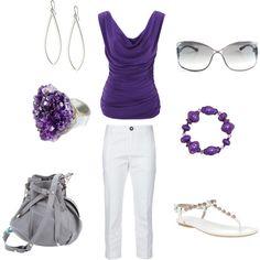 Purple love ;-)