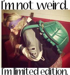 """+ teenage nina turtle +"" by nina-nesbitt-anon ❤ liked on Polyvore"