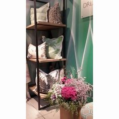 New Bespoke Cushion range launched at 100% Design 2015
