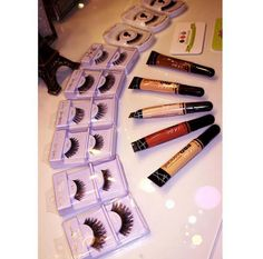 73f91f29d11 @thee_makeup_scene Thank you for sharing your picture! She got Creme Lashes  & LA