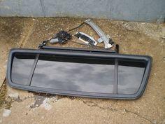 01 02 03 2004 2005 Ford Explorer Sport Trac Rear Sliding Glass Window