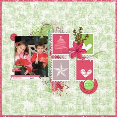celebrate fresh festive - lynn grieveson http://the-lilypad.com/store/Fresh-Festive-Kit.html
