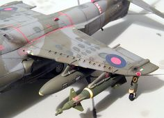 British Aerospace, Aeroplanes, Air Travel, Usmc, Scale Models, Weapons, Fighter Jets, Aircraft, Technology