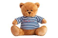 Photographie packshot peluches et jouets de Noël. Ours Little Marcel. Little Marcel, Fragrances, Teddy Bear, Animals, Plushies, Clothing Photography, Toys, Children, Animales