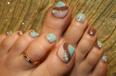 55 cute toe nail designs for every mood and taste | Fmag