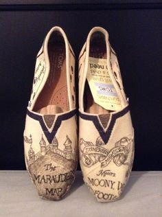 Harry potter inspired TOMS