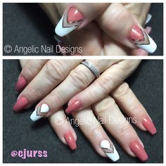 Artistic Colour Gloss In Love Or Lust Available At Louella Belle Artistic Colour Gloss, Uk Nails, Striping Tape, Salon Services, Love And Lust, Orange Nails, Professional Nails, Hello Everyone, Coffin