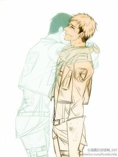 I totally ship Marco and Jean, and that makes me even more sad for Jean