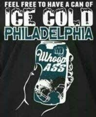A can of whoop ass Philadelphia Style. Wait Till You See The Indianapolis 317 Whoop Ass Eagles Memes, Go Eagles, Nfl Memes, Fly Eagles Fly, Football Memes, Nfl Football, Football Sayings, Football Stuff, Philadelphia Eagles Football