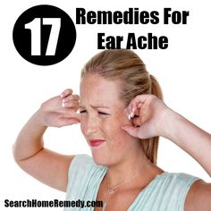 17 Home Remedies For Ear Ache