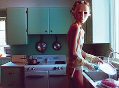 'Have You Seen The Girl Next Door' by Steven Klein for i-D Fall 2015