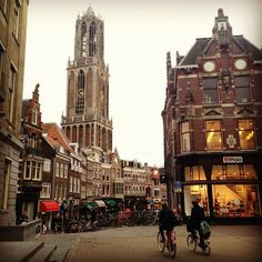 Utrecht, Netherlands - One of the stops during the Netherlands roadtrip with my friends.
