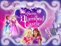 Barbie Cartoon | Barbie Movies Barbie and the Diamond Castle