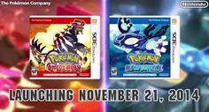 pokemon omega ruby and alpha saphire launch data and boxes