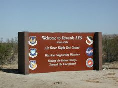 Edwards Air Force Base -- out in the middle of NOWHERE in CA. And one of the best places I've ever lived. You learn an awful lot about community when you're stationed in the middle of the desert and you need each other to stay sane and stay happy. Air Force Bases, Us Air Force, Edwards Air Force Base, Restaurant Guide, Us Military, Stay Happy, Places Around The World, Places Ive Been, Nostalgia