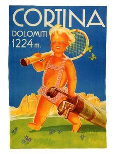 golf-tennis-cortina-italy    #TuscanyAgriturismoGiratola  #Dolomiti #Dolomites #Dolomiten #Dolomitas #DolomitiUNESCO