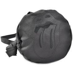Check out Large Leather Rolling Stones Tour Bag on @Merchbar.