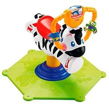 Fisher-Price Go Baby Go! Bounce & Spin Zebra by Fisher Price Toddler Toys, Kids Toys, Toddler Gifts, Kids Gifts, Fisher Price Baby Toys, Bb Reborn, 1st Birthday Gifts, Birthday Ideas, Mattel