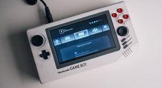 Ce GameBoy PC imprimé en 3D tourne sous un Intel Core M
