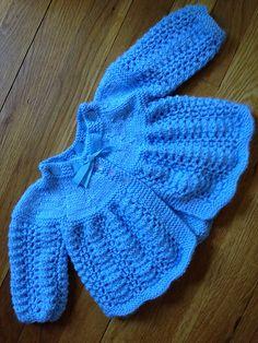 Ravelry: Matinee Coats pattern by Emu Wools Ltd