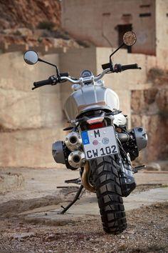 2016 BMW R NineT Scrambler – R NineT im Offroad Look