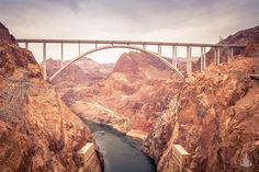 Hoover Dam Bypass Bridge (Colorado River Bridge)