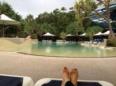 Kingfisher Bay Resort: pool side chillaxing Fraser island #Queensland #Australia  http://www.tripadvisor.com.au/ShowForum-g255067-i460-Queensland.html