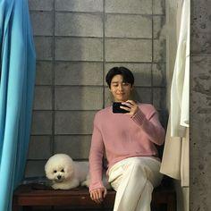 park seo joon and simba Joon Park, Park Hae Jin, Park Seo Jun, Witch's Romance, Korean Men, Asian Men, Korean Celebrities, Korean Actors, Korean Dramas
