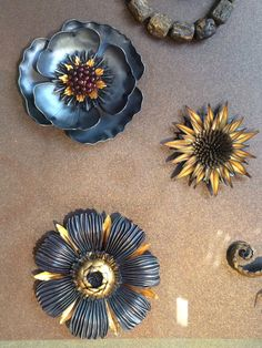 Judith Kinghorn jewelry at ACE Exhibition at Chicago Botanic Garden - crafthaus